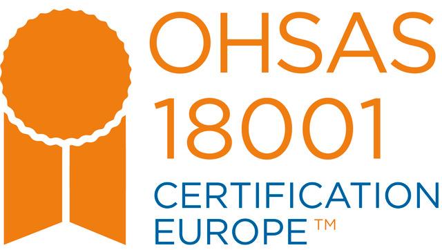 <p>OCHAS 18001</p>